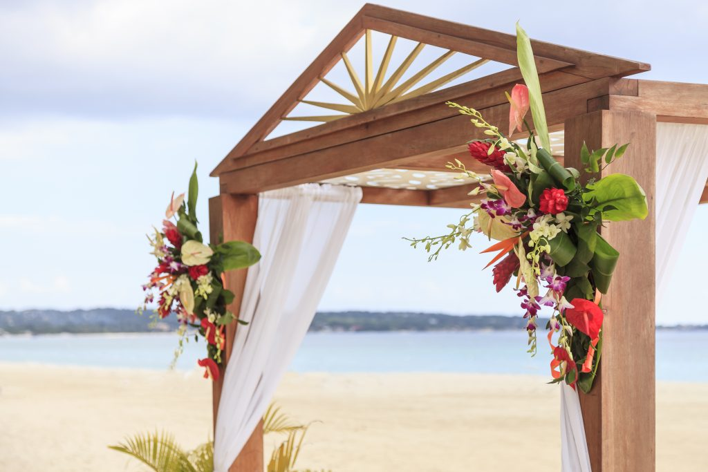 Private Island Wedding in Jamaica