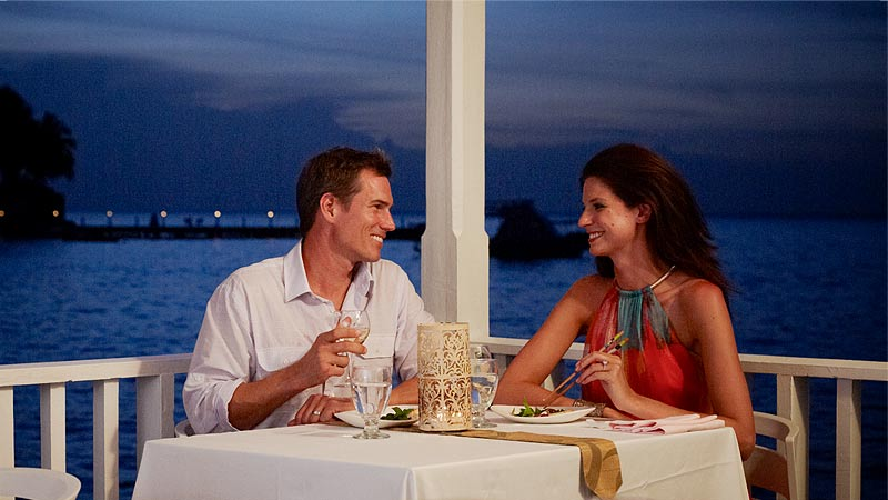 What's Included at Couples Resorts