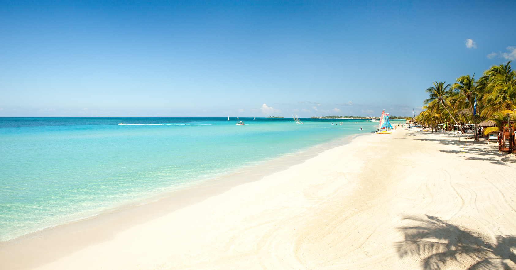 Beaches in Jamaica - Couples Resorts