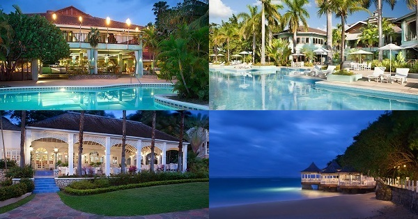 couples resorts collage