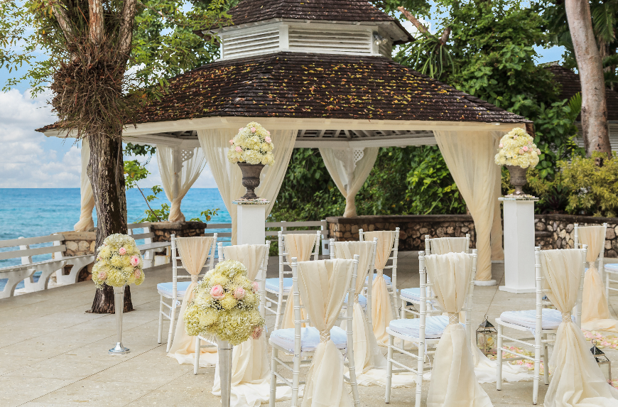 Getting Married in Jamaica - Couples Resorts