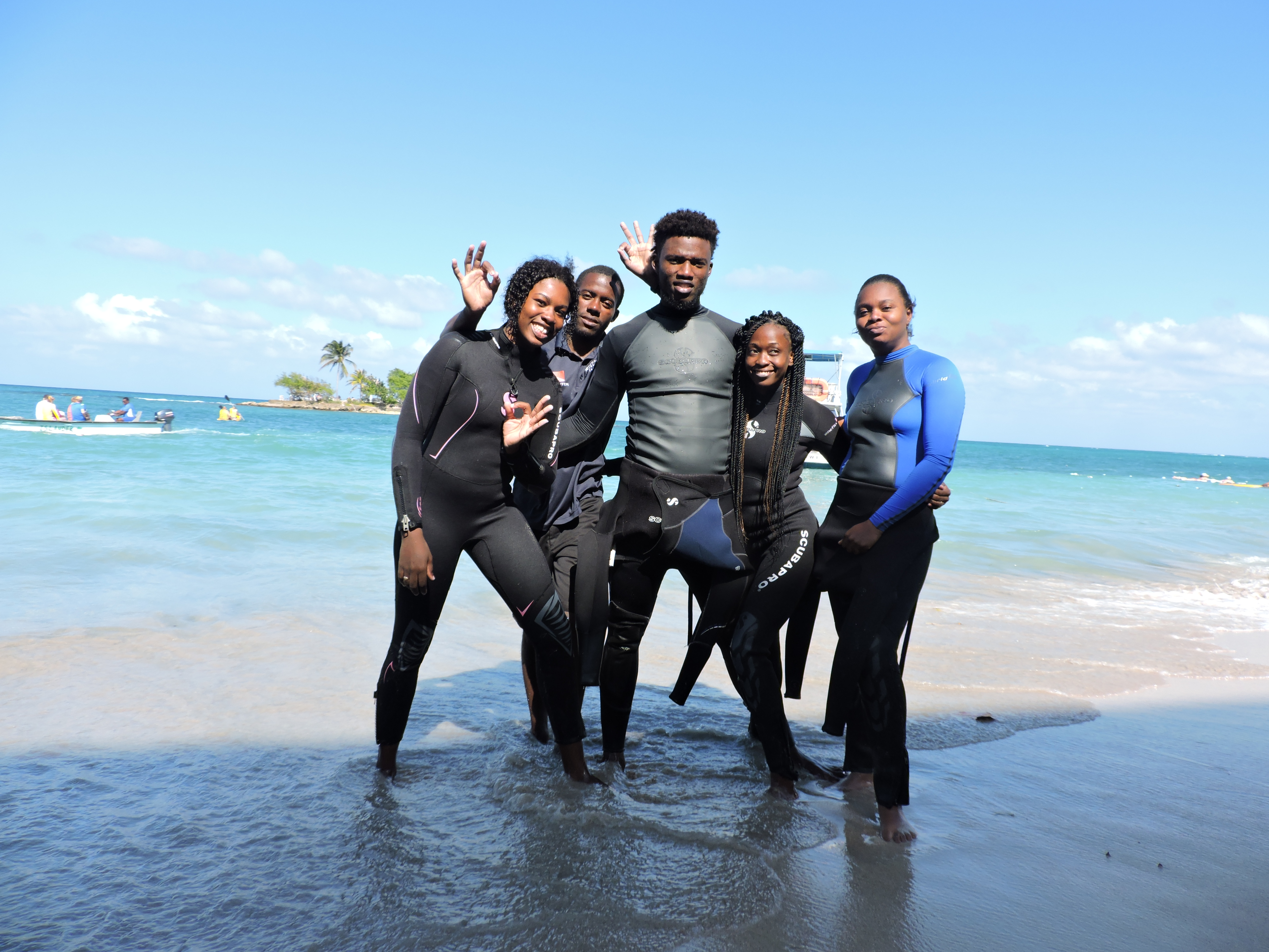 Here's How You Can Learn To Scuba Dive In Jamaica