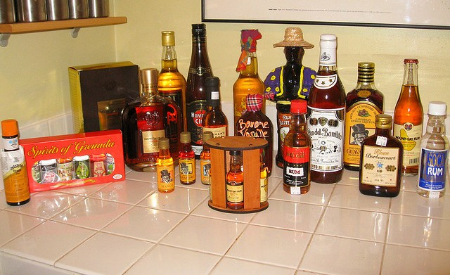 types-of-caribbean-rum