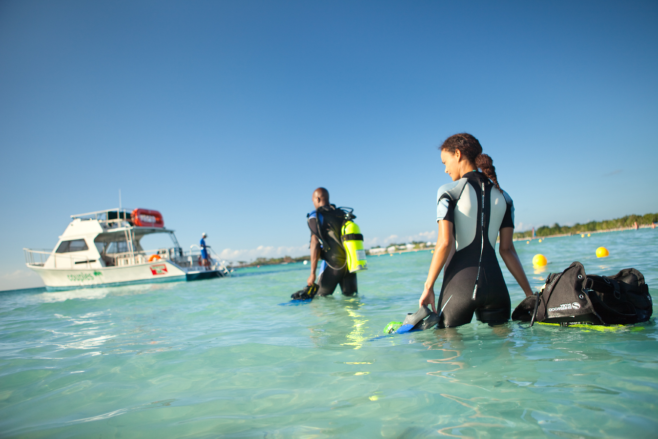 Water Sports in Jamaica - Couples Resorts