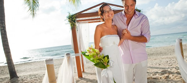 Celestial Wedding at Couples Resorts
