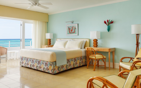 Ocean Junior Suite, Couples Tower Isle