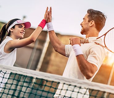 Tennis & Land Sports image