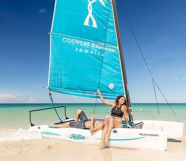 Hobie Cat Sailing image
